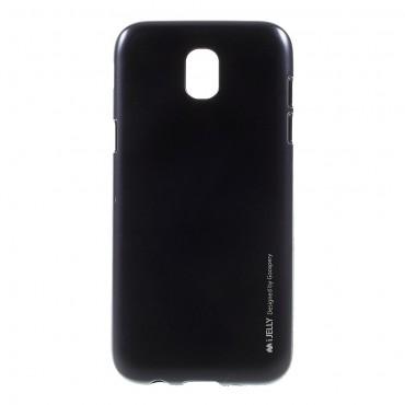 TPU gelový obal Goospery iJelly Case Samsung Galaxy J5 2017 - černý