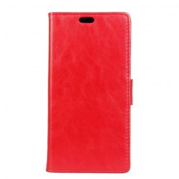 """Módní pouzdro """"Smooth"""" pro LG Q6 - červené"""