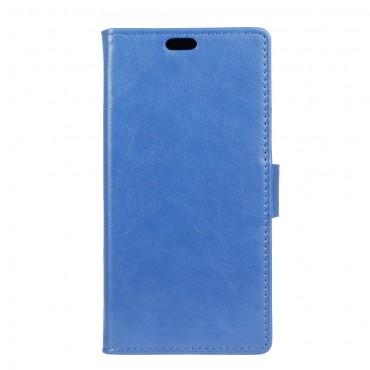 """Módní pouzdro """"Smooth"""" pro LG Q6 - modré"""