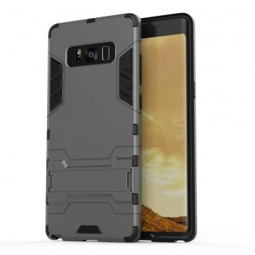 """Robustní obal """"Impact X"""" pro Samsung Galaxy Note 8 - šedý"""