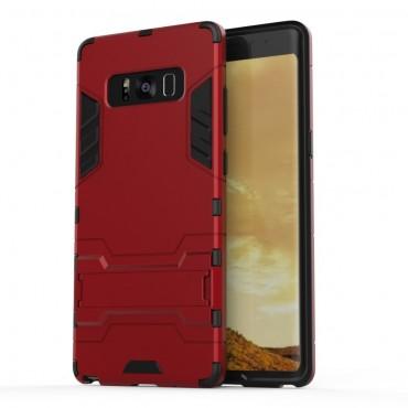 """Robustní kryt """"Impact X"""" pro Samsung Galaxy Note 8 - červené"""