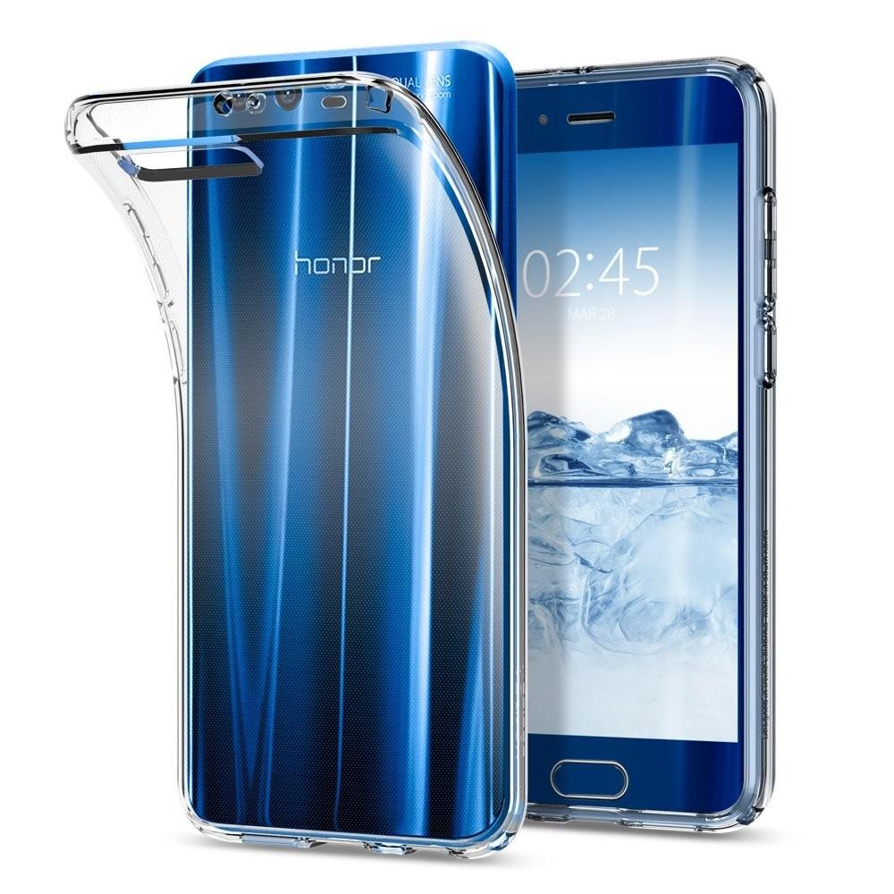 "Obal Spigen ""Liquid Crystal"" pro Huawei Honor 9 / Honor 9 Premium"