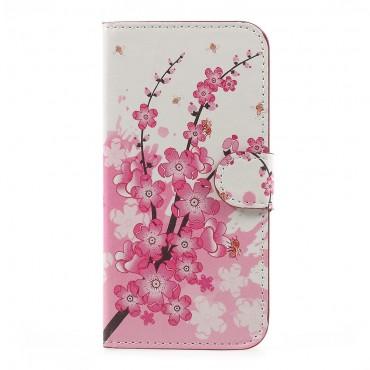 """Módní pouzdro """"Flower Bloom"""" pro Samsung Galaxy J3 2017"""