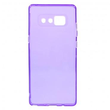 Kryt TPU gel pro Samsung Galaxy Note 8 - fialový