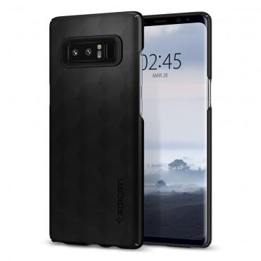 """Kryt Spigen """"Thin Fit"""" pro Samsung Galaxy Note 8 - matte black"""