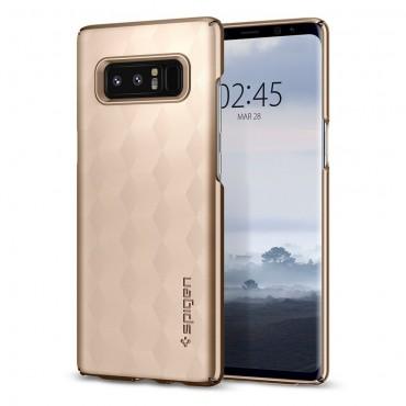"""Kryt Spigen """"Thin Fit"""" pro Samsung Galaxy Note 8 - gold"""