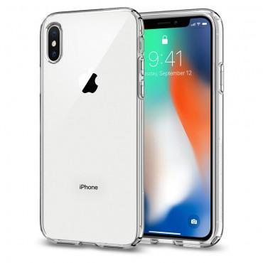 """Kryt Spigen """"Liquid Crystal"""" pro iPhone X"""