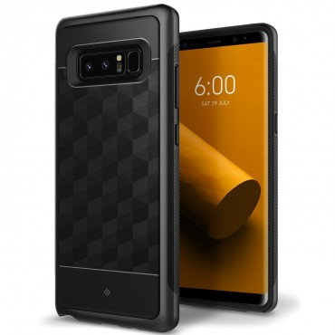 Kryt Caseology Parallax Series pro Samsung Galaxy Note 8 - black