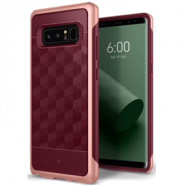 Kryt Caseology Parallax Series pro Samsung Galaxy Note 8 - burgundy