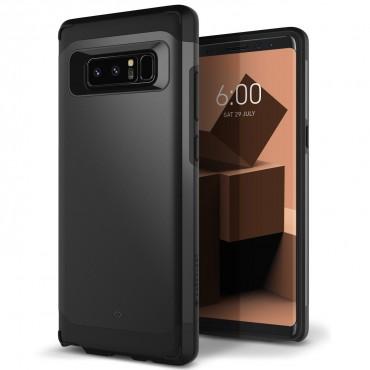 Obal Caseology Legion Series pro Samsung Galaxy Note 8 - uhlíkově šedý