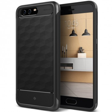 Kryt Caseology Parallax pro Huawei P10 - black
