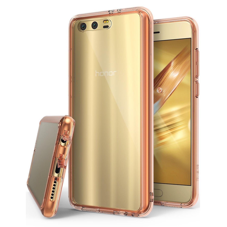 "Obal Ringke ""Fusion"" pro Huawei Honor 9 / Honor 9 Premium - růžově zlatý"