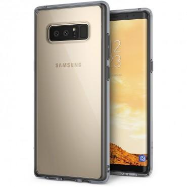 "Kryt Ringke ""Fusion"" pro Samsung Galaxy Note 8 - smoke black"