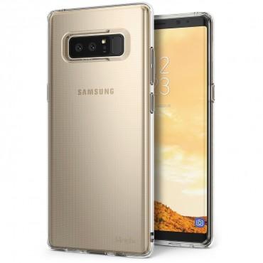 "Kryt Ringke ""Air"" pro Samsung Galaxy Note 8 - crystal view"