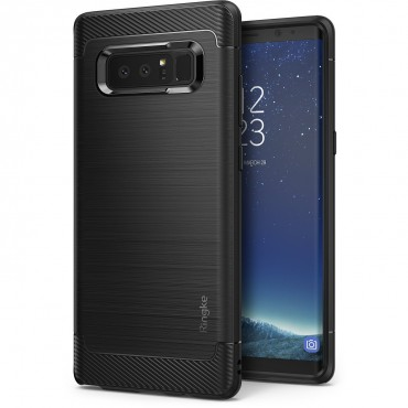 "Kryt Ringke ""Onyx"" pro Samsung Galaxy Note 8 - black"