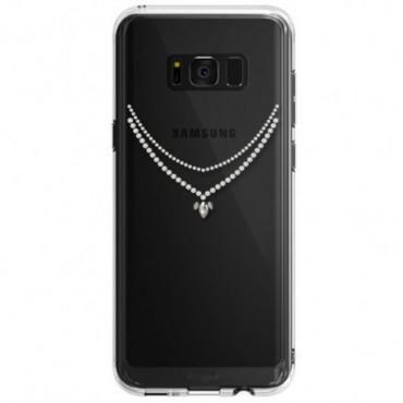 """Obal Ringke """"Noble Necklace"""" pro Samsung Galaxy S8 - křišťálově jasný"""