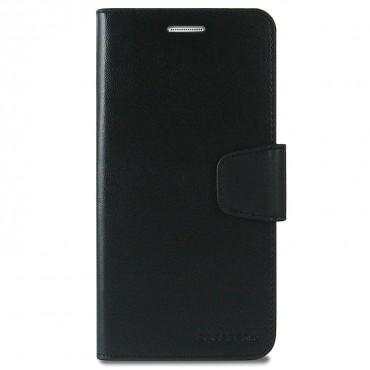 Elegantní pouzdro Goospery Sonata pro Samsung Galaxy Note 8 - černé