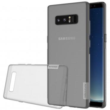 """Prémiový tenký obal """"Nature"""" Samsung Galaxy Note 8 - šedý"""