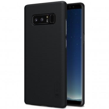 """Prémiový obal """"Super Frosted Shield"""" pro Samsung Galaxy Note 8 - černý"""