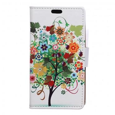 "Módní pouzdro ""Tree of Dreams"" pro LG Q6"