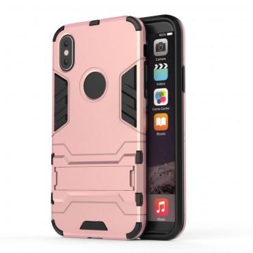 """Robustní obal """"Impact X"""" pro iPhone X / XS - růžový"""