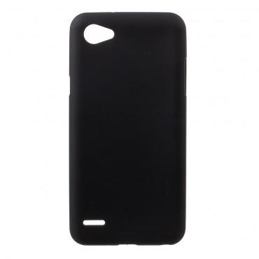 Kryt TPU gel pro LG Q6 - černý