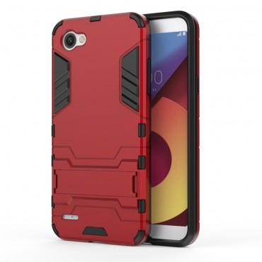 "Robustní kryt ""Impact X"" pro LG Q6 - červené"