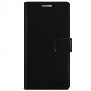 Pouzdro Goospery Mansoor Diary pro iPhone X / XS - černé