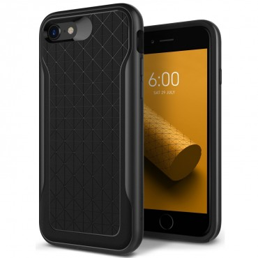 Obal Caseology Apex Series pro iPhone 8 - černý