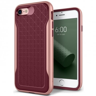Kryt Caseology Apex Series pro iPhone 8 - burgundy