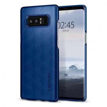 """Kryt Spigen """"Thin Fit"""" pro Samsung Galaxy Note 8 - deep blue"""