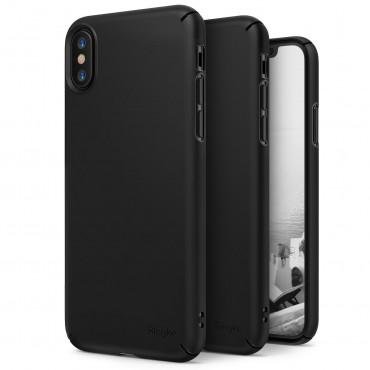 """Obal Ringke """"Slim"""" pro iPhone X - černý"""