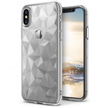 """Kryt Ringke """"Air Prism"""" pro váš iPhone X – crystal clear"""