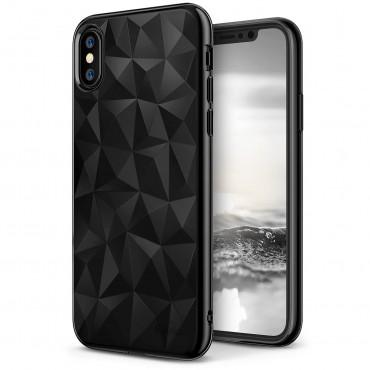 "Kryt Ringke ""Air Prism"" pro váš iPhone X – ink black"