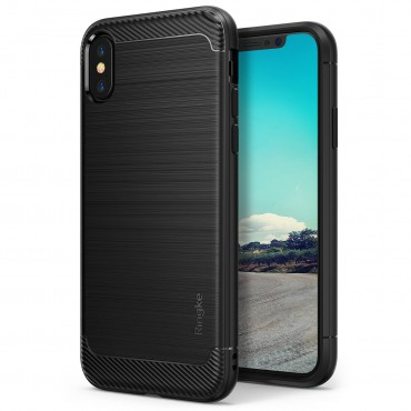 """Obal Ringke """"Onyx"""" pro iPhone X - černý"""