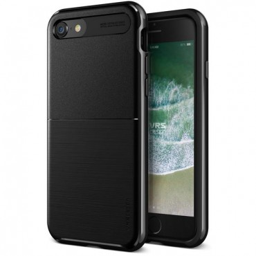 "Obal VRS Design ""High Pro Shield"" pro iPhone 8 / iPhone 7 - černý"