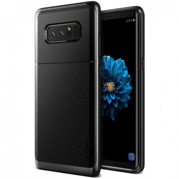"Kryt VRS Design ""High Pro Shield"" pro Samsung Galaxy Note 8 - metal black"
