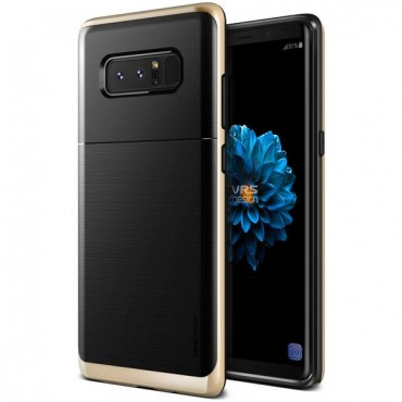 "Kryt VRS Design ""High Pro Shield"" pro Samsung Galaxy Note 8 - gold"