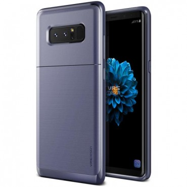 "Kryt VRS Design ""High Pro Shield"" pro Samsung Galaxy Note 8 - orchid gray s"
