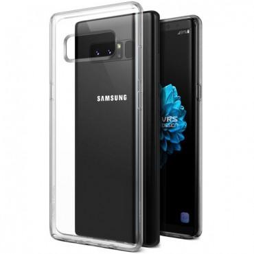 """Obal VRS Design """"Crystal Touch"""" pro Samsung Galaxy Note 8 - průhledný"""