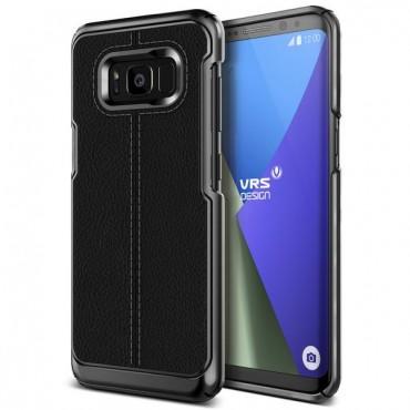 "Kryt VRS Design ""Simpli Mod"" pro Samsung Galaxy S8 - black"