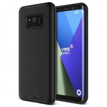 """Obal VRS Design """"Single Fit"""" pro Samsung Galaxy S8 - černý"""
