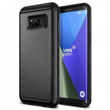"""Kryt VRS Design """"Thor"""" pro Samsung Galaxy S8 - dark silver"""