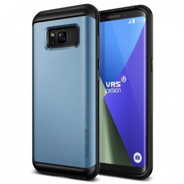 """Obal VRS Design """"Thor"""" pro Samsung Galaxy S8 - modrý korál"""