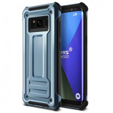 "Obal VRS Design ""Terra Guard"" pro Samsung Galaxy S8 - modrý korál"