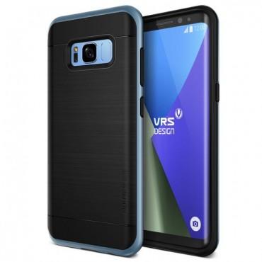"Kryt VRS Design ""High Pro Shield"" pro Samsung Galaxy S8 Plus - blue coral"