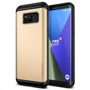 "Kryt VRS Design ""Thor"" pro Samsung Galaxy S8 Plus - shine gold"