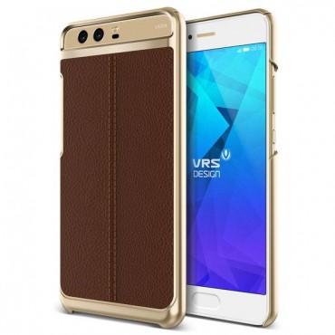 "Kryt VRS Design ""Simpli Mod"" pro Huawei P10 - brown"