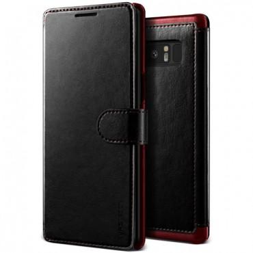 "Pouzdro VRS Design ""Layered Dandy"" pro Samsung Galaxy Note 8 - black"