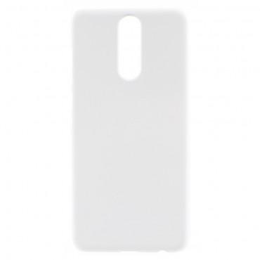 Pevný kryt TPU pro Huawei Mate 10 Lite - bílý